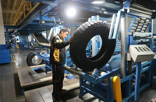 Haohua Tire Exports Ranked First In Weifang District