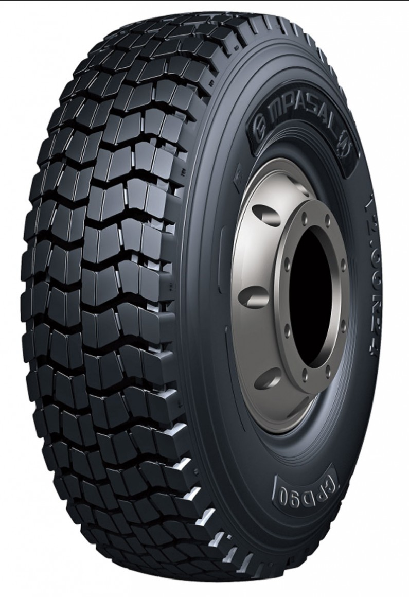 APLUS TRUCK TYRE D900 PATTERN SUITABLE DRIVE POSITION